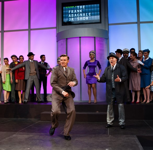 Catch me if you can – Das Musical