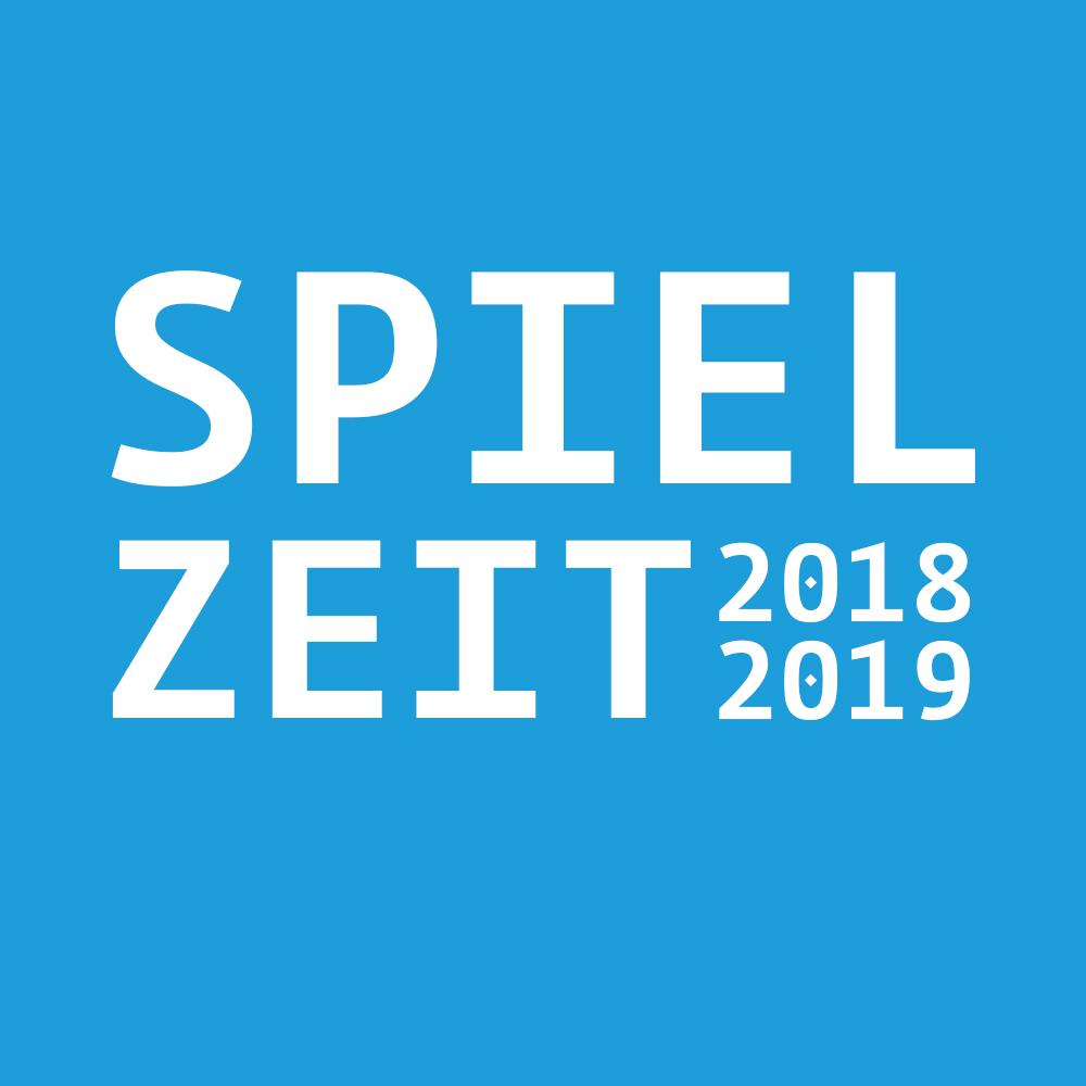 Spielzeitübersicht 2018/19